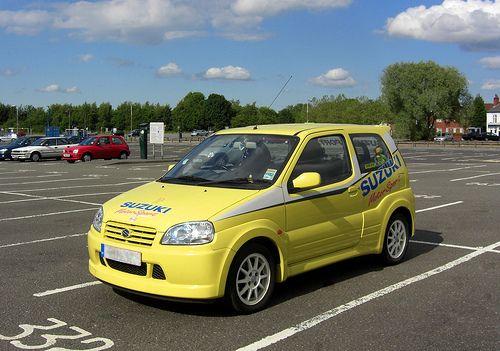 Suzuki Ignis Sport Autos