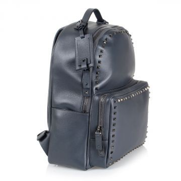 VALENTINO studded leather backpack (art. HYR00410-AVH302 D12)