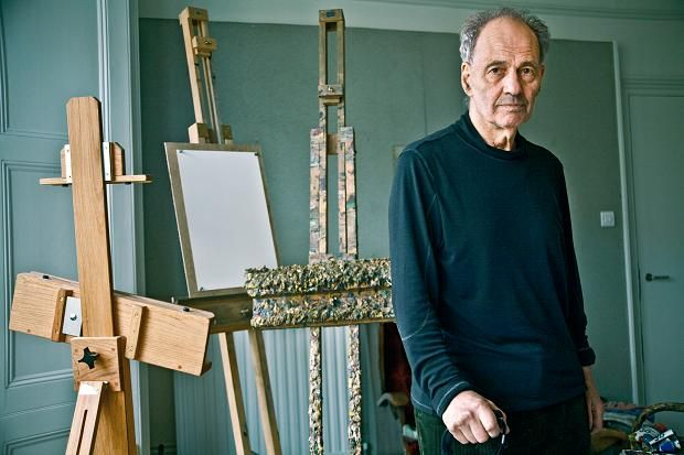 Frank Auerbach: portrait of an artist at 81 | The Times