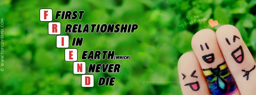 Best Friendship Facebook Cover Photo Photos