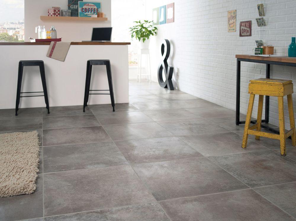 Choisir le bon sol pour la maison parquet stratifi - Carrelage imitation parquet point p ...