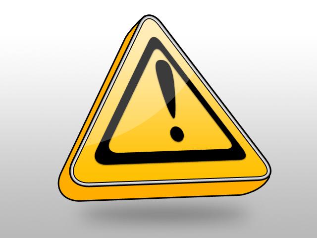 Free Psd File Of Warning Sign Free Pik Psd Free Psd Files Psd Template Free Warning Signs