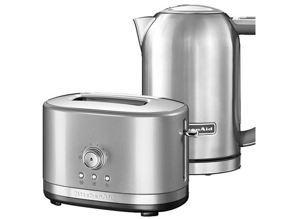 Kitchenaid contour silver stainless steel 2 slot manual