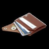 leather wallet handmade in denmark