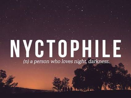Are You A Nyctophile All Quotes Mindfulness Quotes Life Quotes