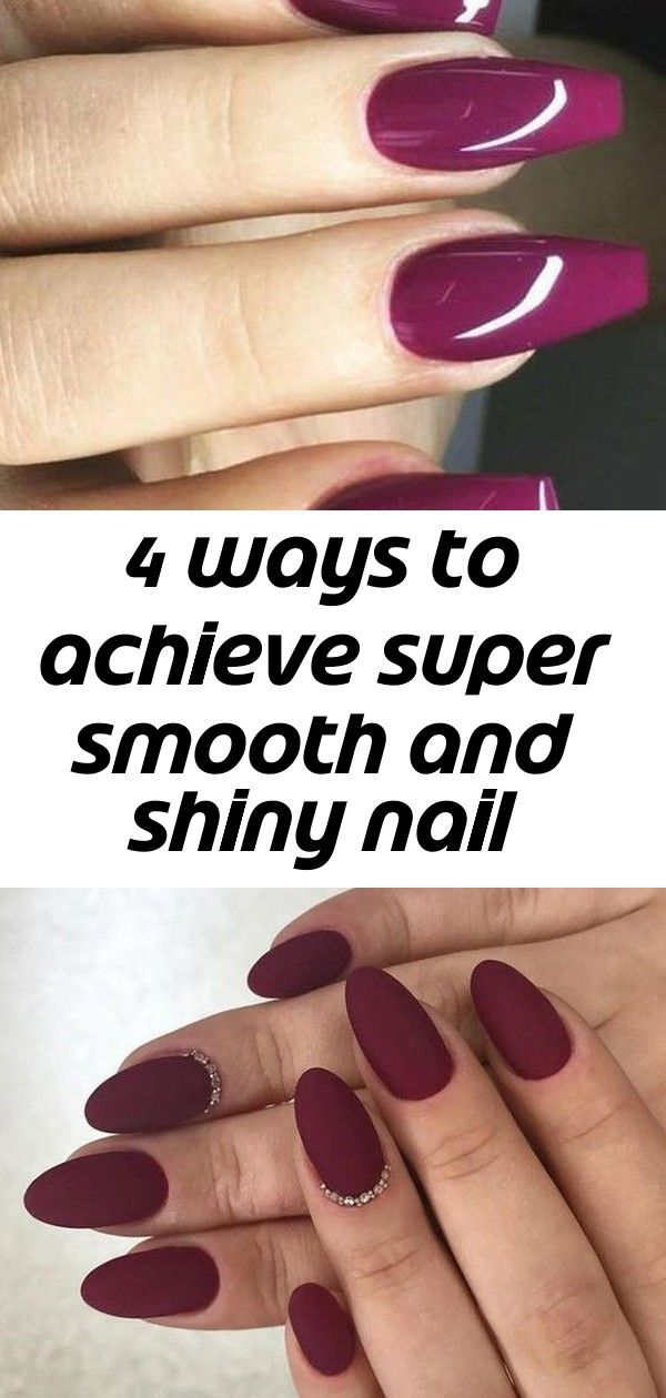 4 ways to achieve super smooth and shiny nail polish that won't chip 17
