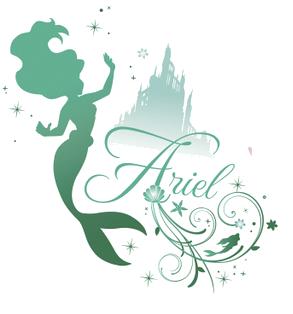 Silhouette Ariel Png Disney Silhouettes Disney Princess Crafts Disney Art