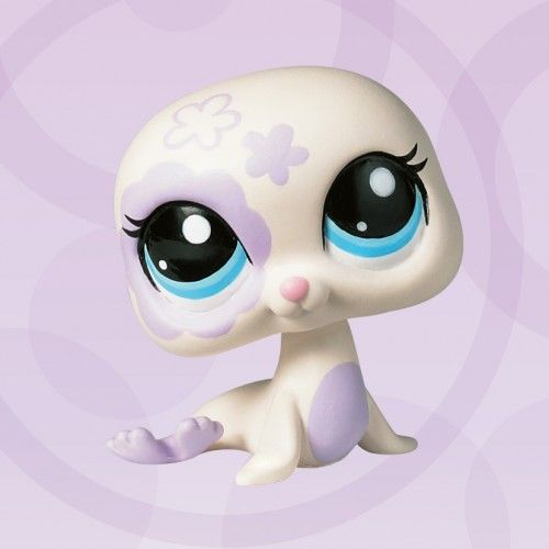Seal littlest pet shop lps club 33023052 500 500g 500500 seal littlest pet shop lps club 33023052 500 voltagebd Choice Image
