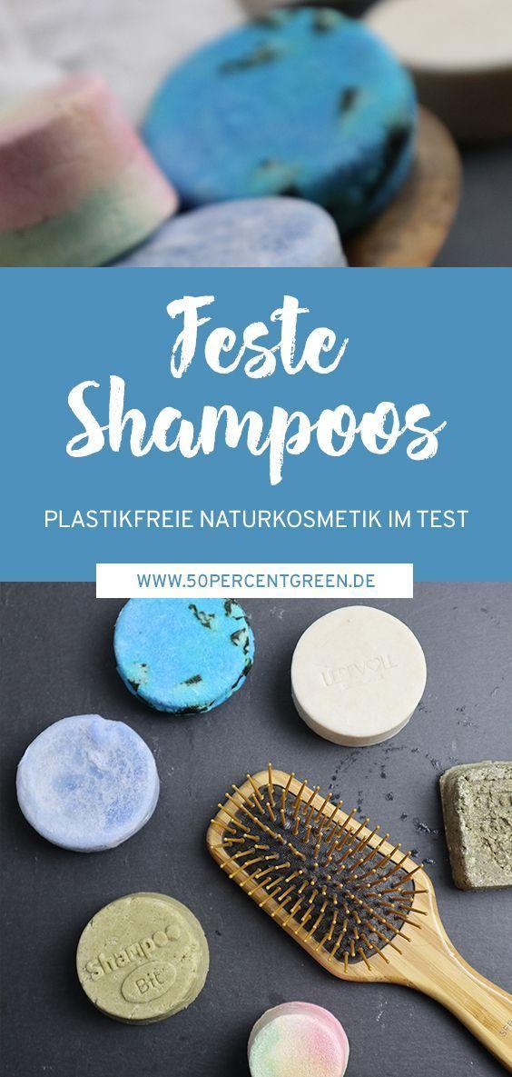 Zerowaste Bathroom feste Shampoos für feines Haar im Test