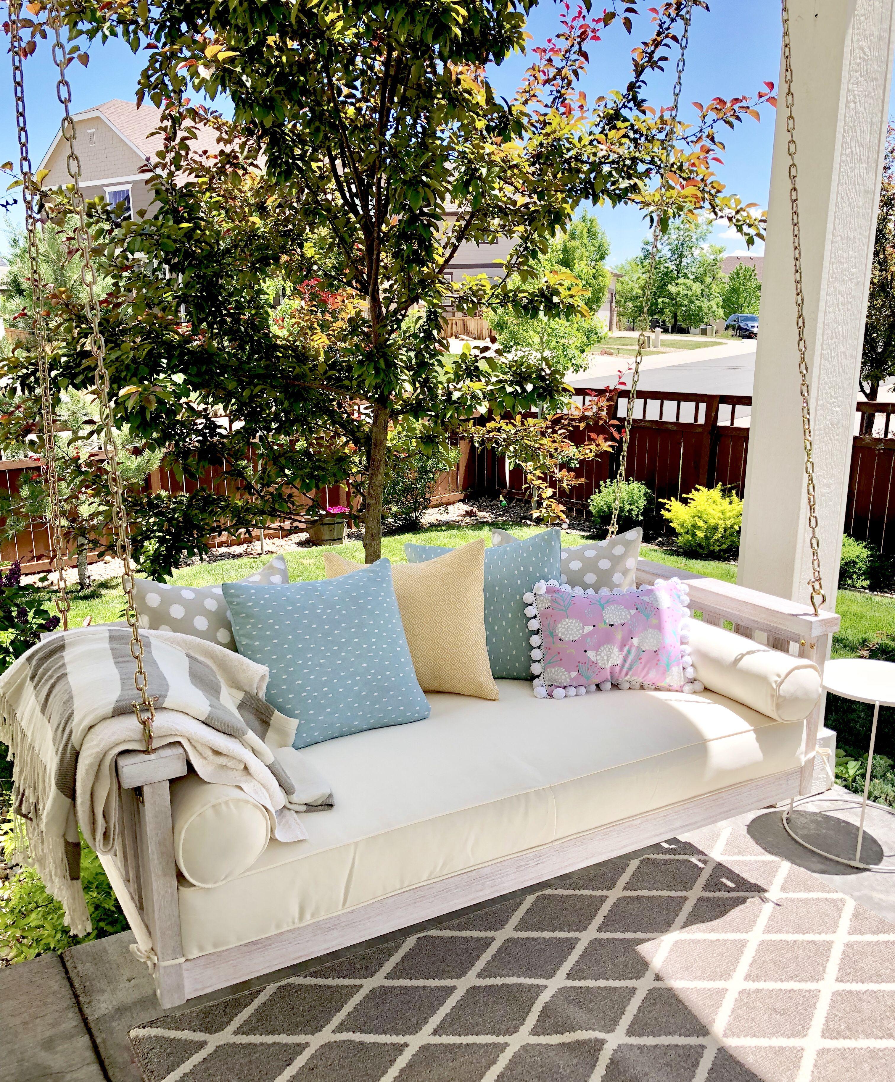 Ballard sunday porch swing