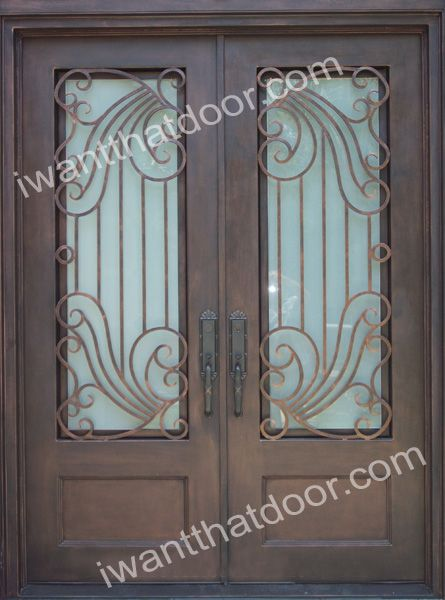 Commercial Iron Doors, Design House Los angeles, San Diego Iron ...