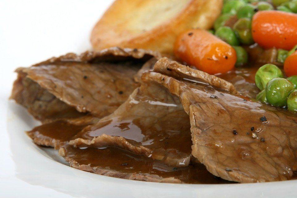 Блюдо из мяса и субпродуктов 10