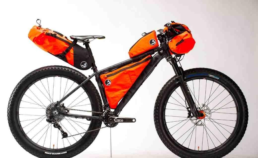 Mountain Bike Frame Bag | Better mountain bike frames | Pinterest ...