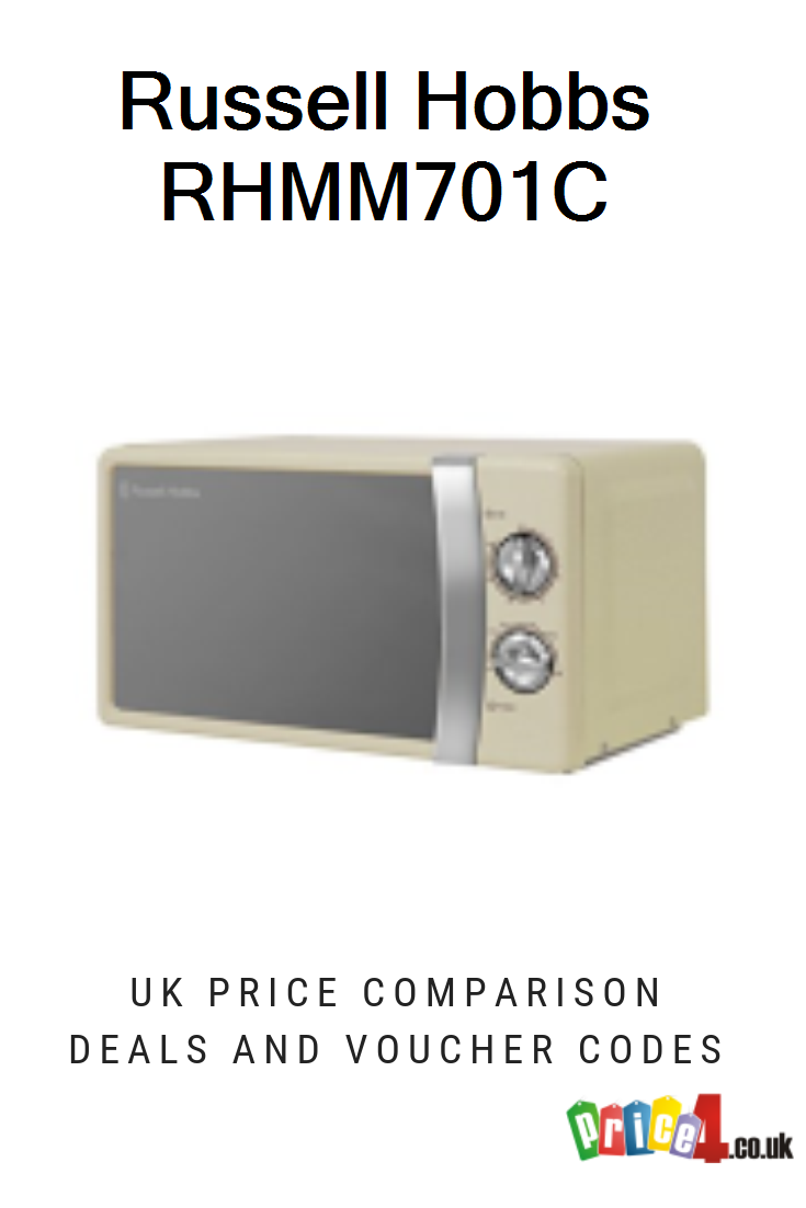 Russell Hobbs Rhmm701c Uk Prices Russell Hobbs Rhmm701c Manual Microwave 17 L 700 W Cream Deals And Vouchers With Images Hobbs Microwave Price