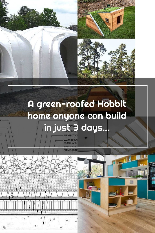 Magic Green Homes Underground Architecture Underground Homes Green Roof Prefab Housing Prefab Vaulted Pan In 2020 Green Roof Underground Homes Green Architecture