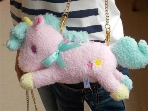 35c47c33e452 Magical Unicorn Purse Handbag Little Twin Stars Sanrio DDLG Playground