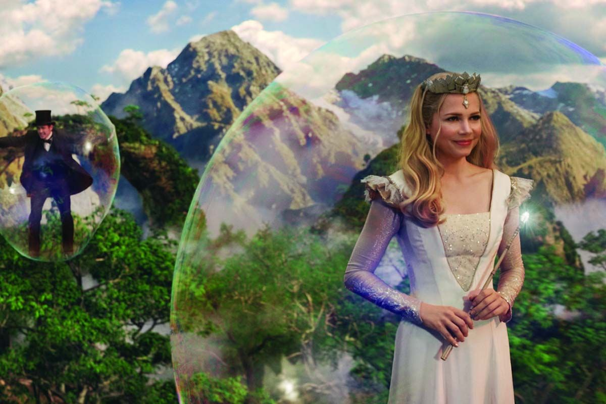 Oz the Great and Powerful Movie HD desktop wallpaper