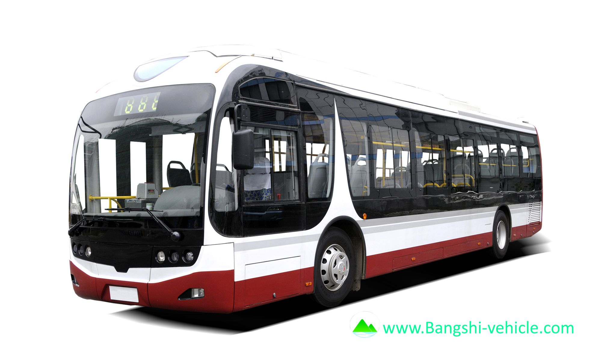 City Bus 12m Length With 28 45 Seats Boundary Dimension Is 12000 2540 3340mm Bus City Vehicles