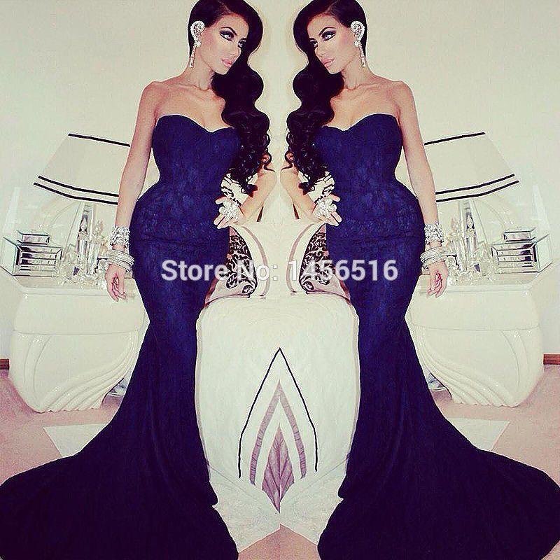48a0b20e2d84f Popular Navy Prom Dress-Buy Cheap Navy Prom Dress lots from China ...