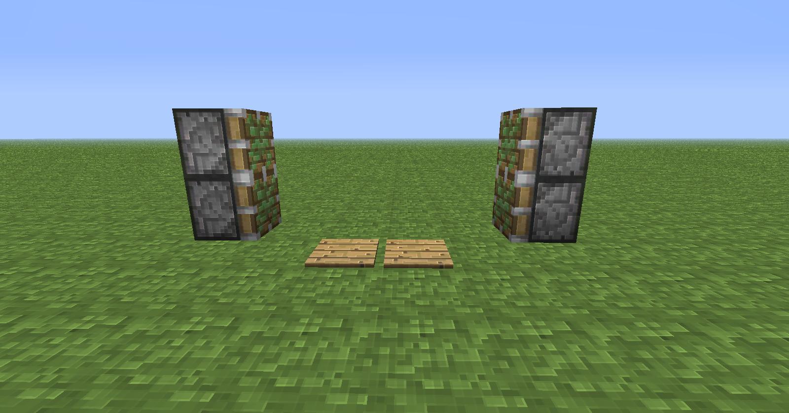Interesting Minecraft-mechanisms
