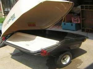 Trailer For Sale | Trailers for sale, Tailgating trailers ...