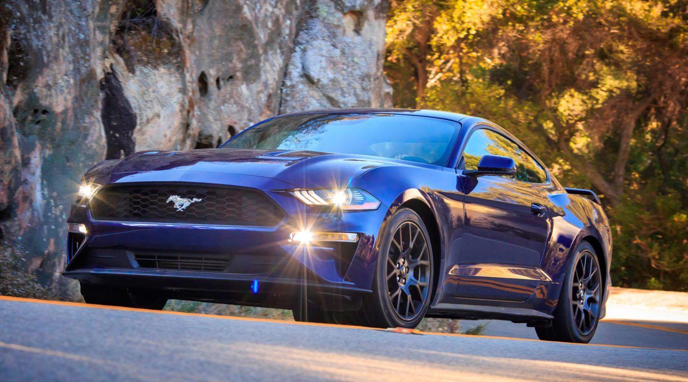 2018 Ford Mustang Gt Review Ford Mustang Mustang Ford
