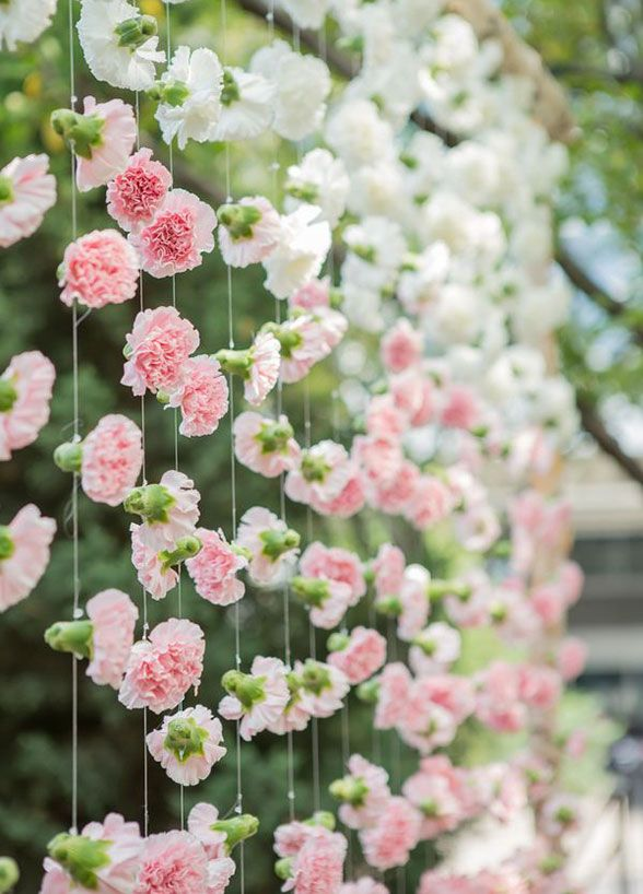 Explore Flower Curtain, Flower Backdrop, And More!