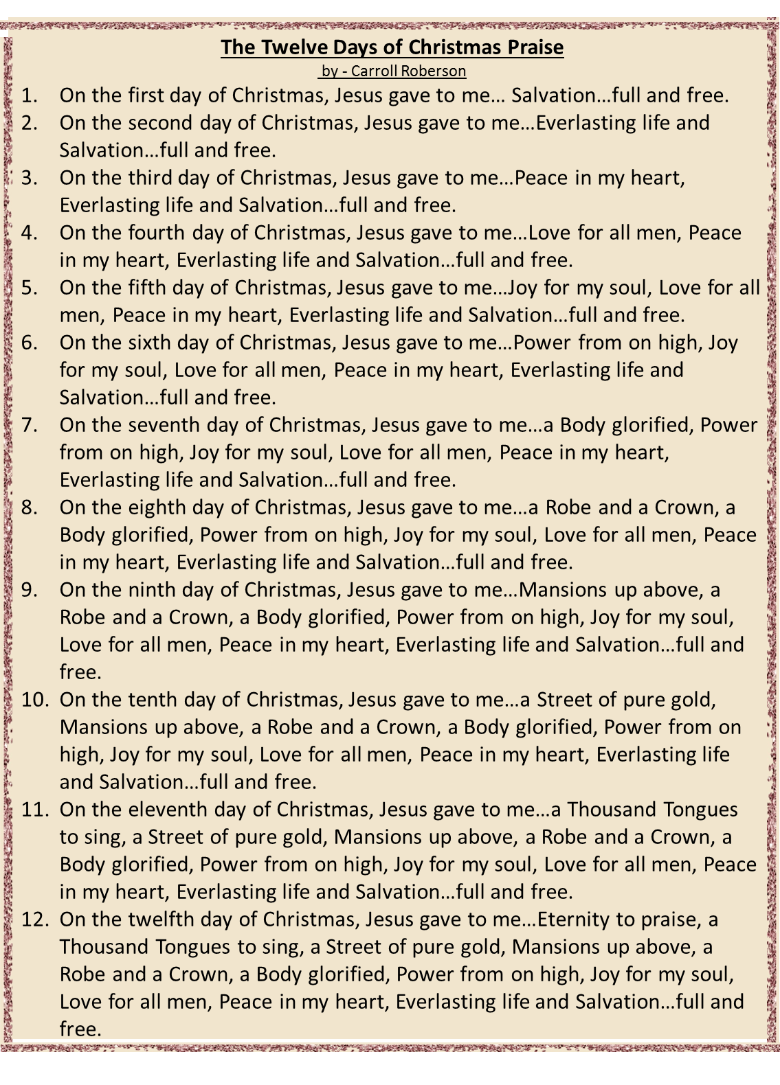 Finding Joy In Every Season - Biblical Encouragement For All | Christmas poems, Days of ...