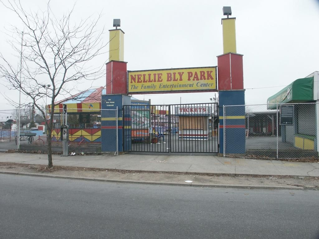 Nellie Bly Amusement Park You Had Some Fun Times There As