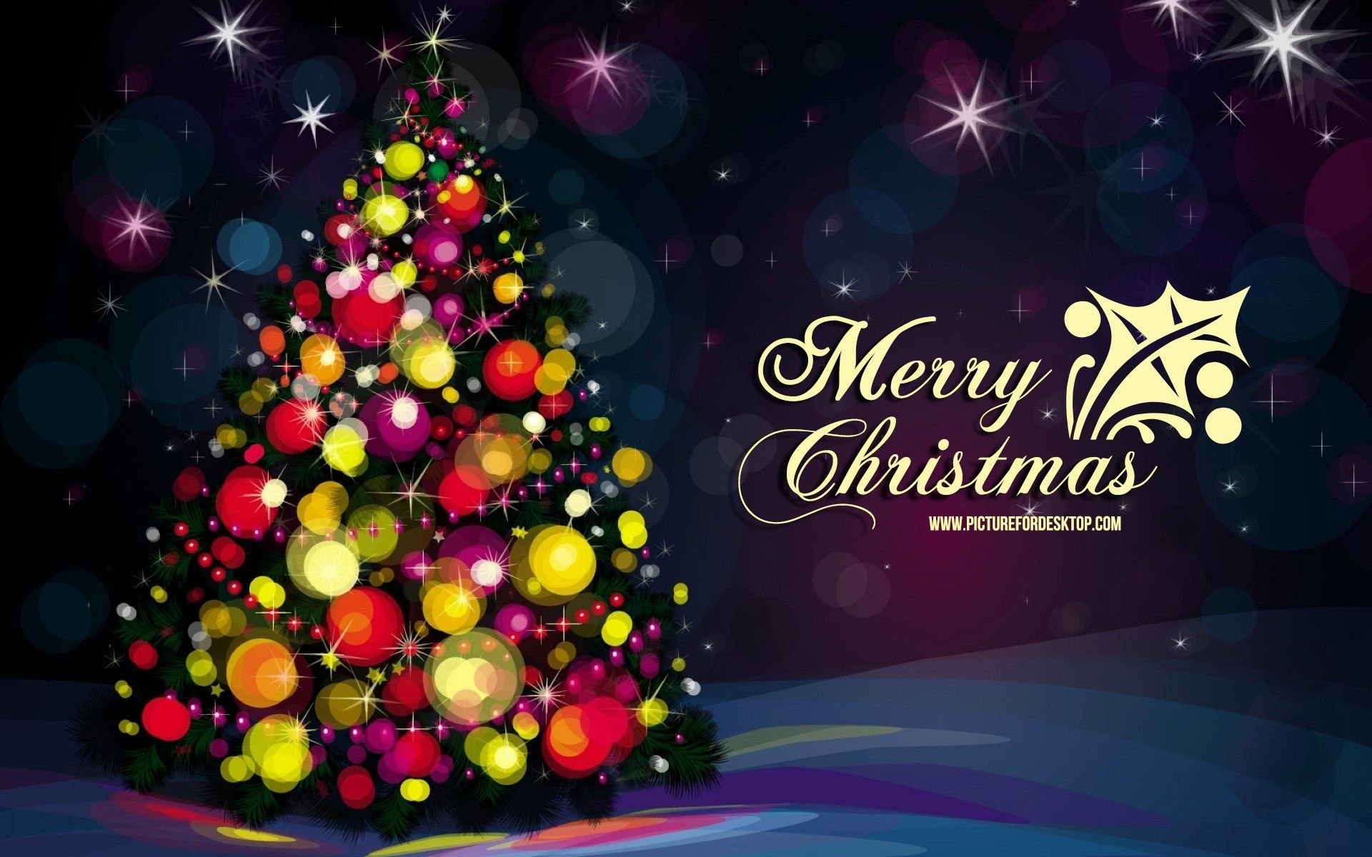 Top 24 Best Free Hd Christmas Wallpapers: Best Christmas HD Wallpapers