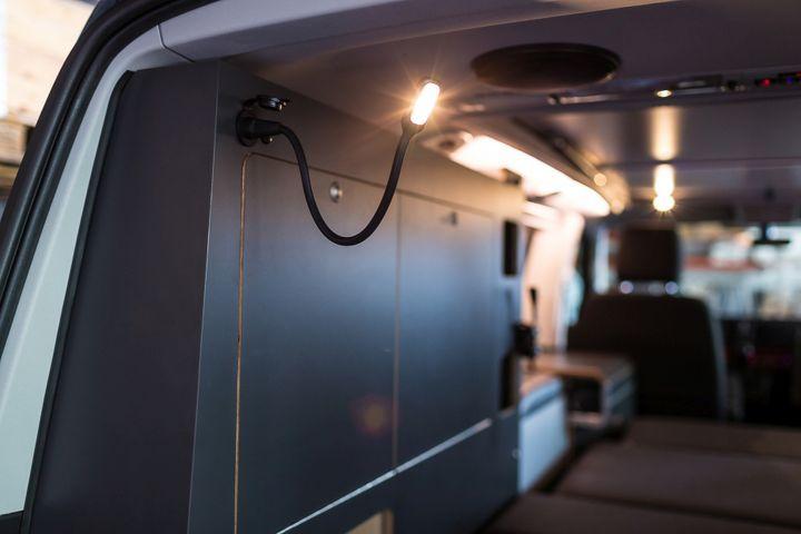 Sc Ausstattung Der Spacecamper Vw T6 Camping Ausbau Reisemobil