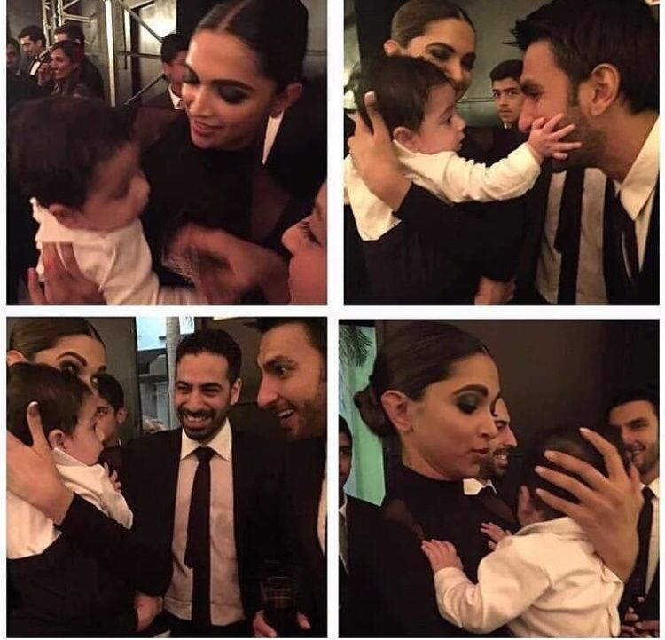 Deepveer In Live With Children Deepika Padukone Deepika Ranveer Deepika Padukone Style