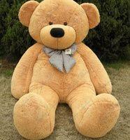 giant teddy bear.. I want!