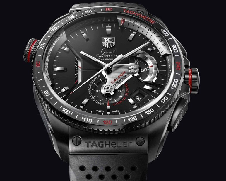 b96191e5676 tag heuer watches | Tag Heuer Grand CARRERA Calibre 36 RS Caliper Specs  Pictures - Watches .