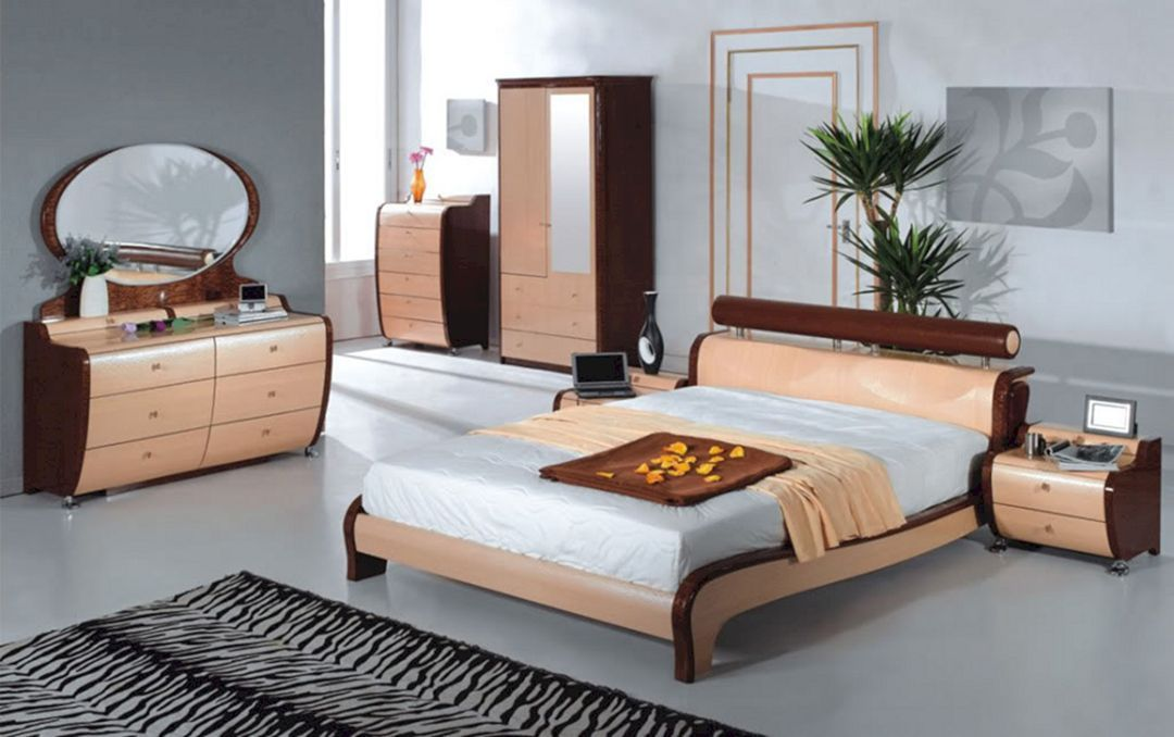 20+ Awesome Mid Century Modern Furniture | Modern bedroom ...