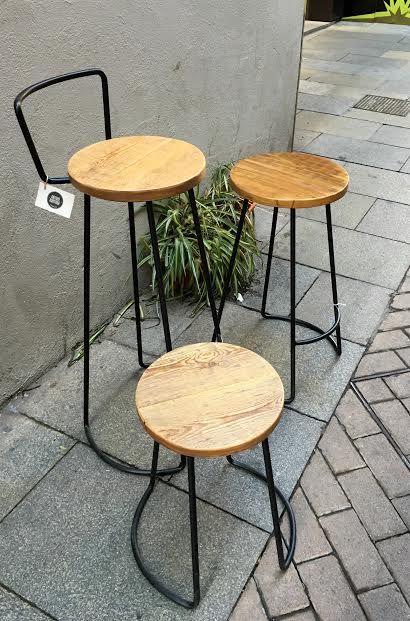 Taburetes para barra buscar con google muebles - Taburetes rusticos ...