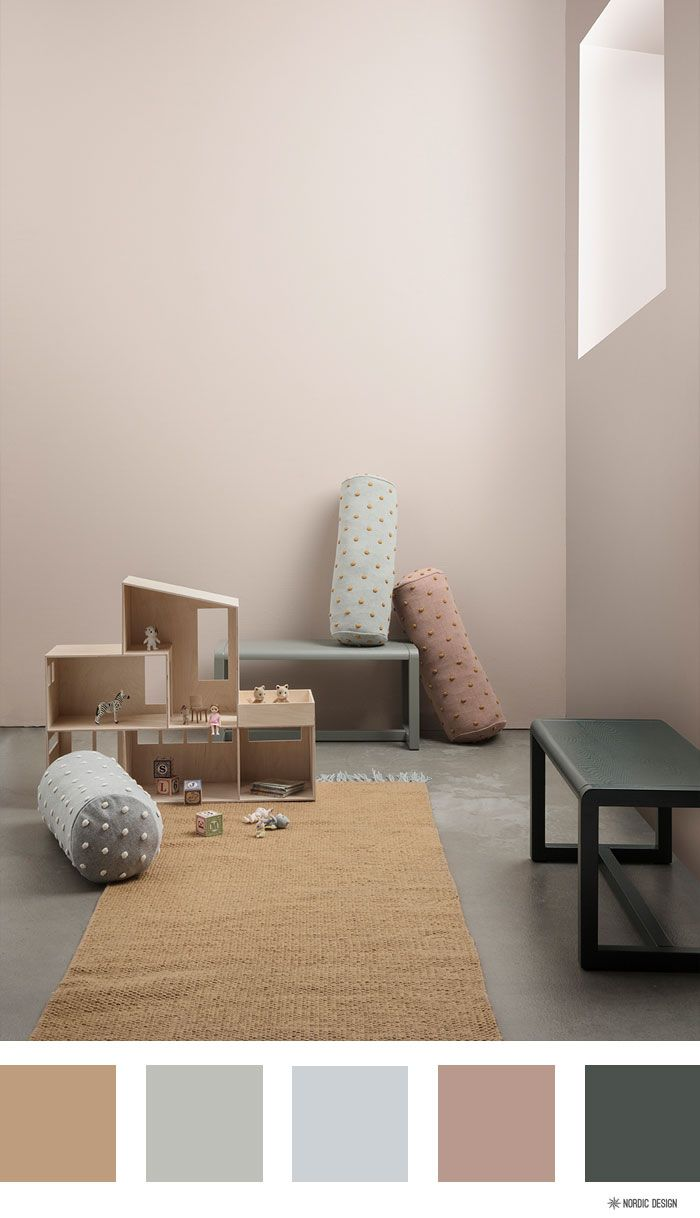 A Color Lesson From Ferm Living Furniture Kids Room Room