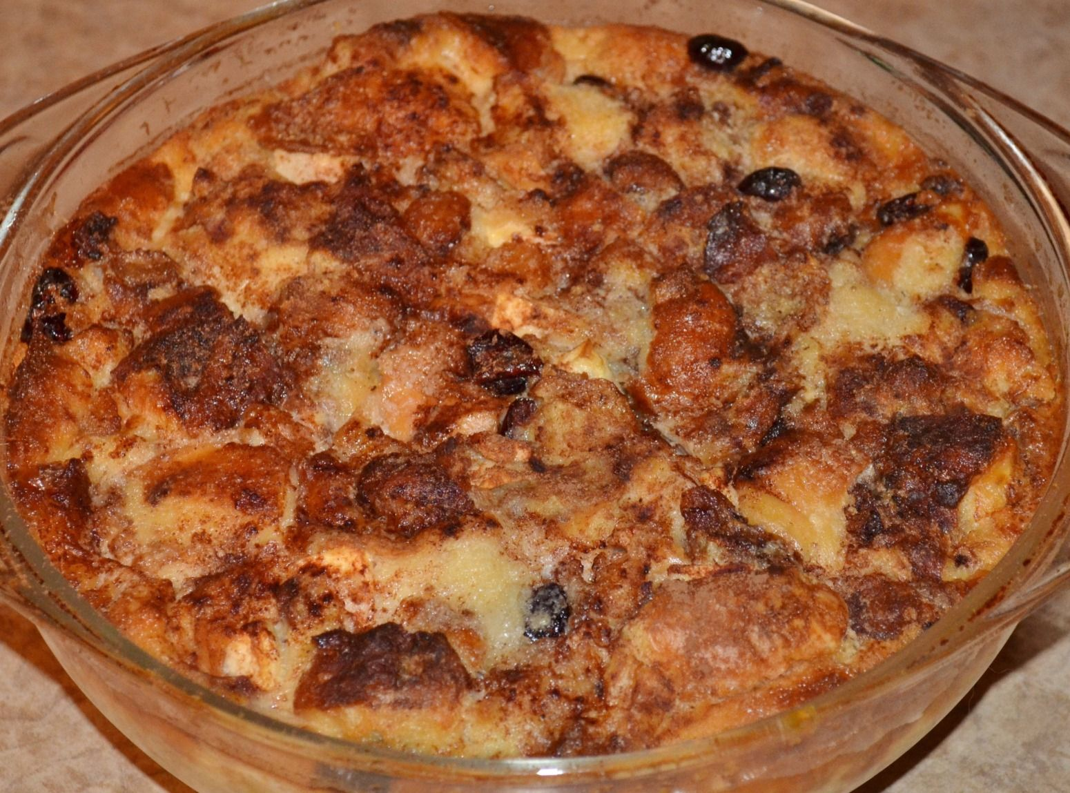 Old Fashioned Bread Pudding Recipe | Just A Pinch Recipes