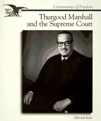 Cover image for Thurgood Marshall and the Supreme Court