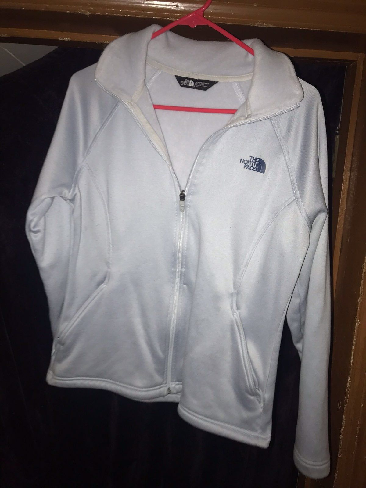 Baby Blue North Face Jacket In Good Condition Offers Welcome Originally 110 North Face Jacket North Face Women Jackets For Women [ 1600 x 1200 Pixel ]