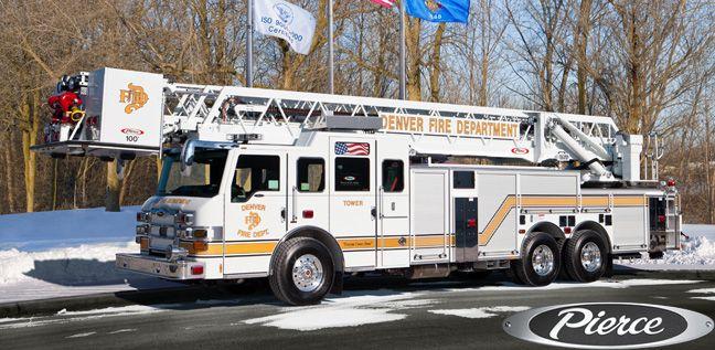 denver fire department | ... > New Deliveries > Denver Fire Department - Velocity 100' Platform