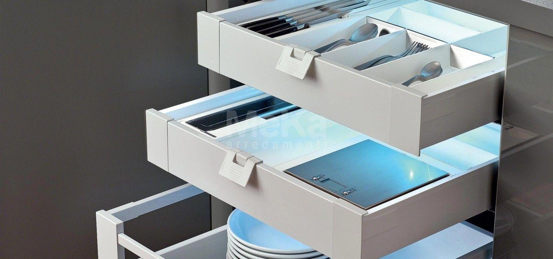 Cucina Glass Di Arredo 3 Meka Arredamenti Ideas For