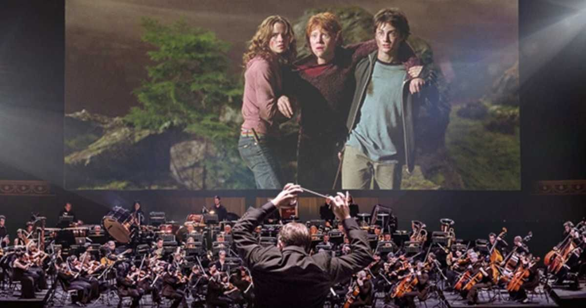 You Can Watch Your Favourite Harry Potter Movie At A Live Concert In Calgary This Winter Concert Live Concert Harry Potter Movies