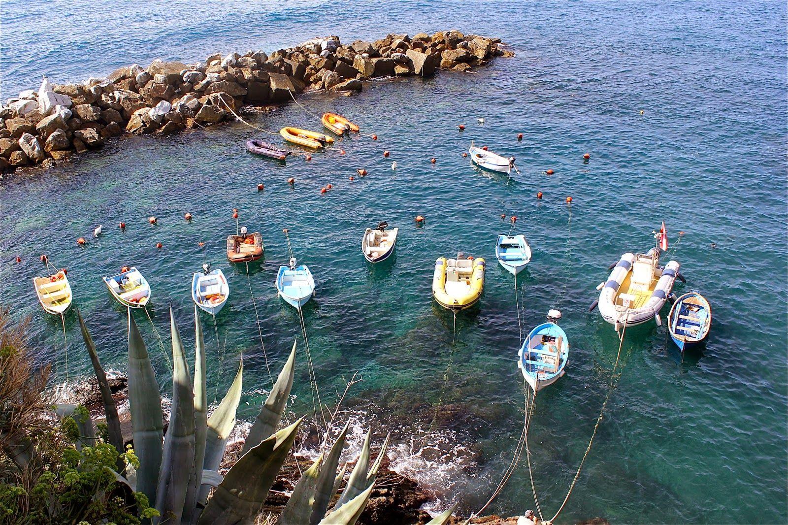 World, Surprise me: Cinque Terre, Italy