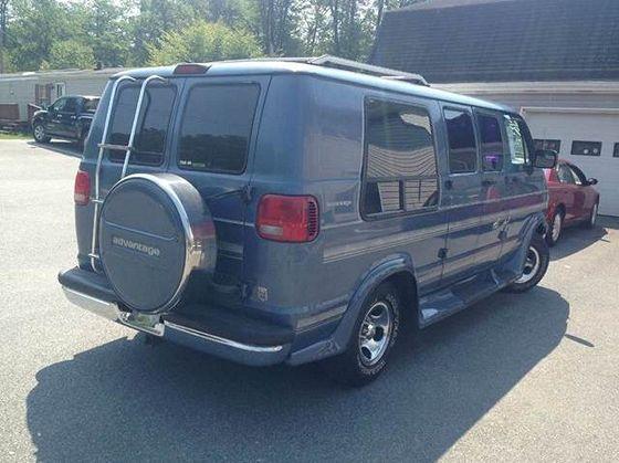 2b6hb21y3vk572980 1997 Dodge Ram Van 2500 In Germansville Pa Dodge Ram Van Dodge Ram Ram Van