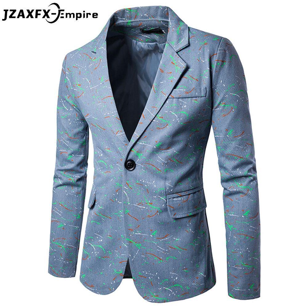 New Arrival Men Fashion Blazer Slim fit High Quality blazer ...