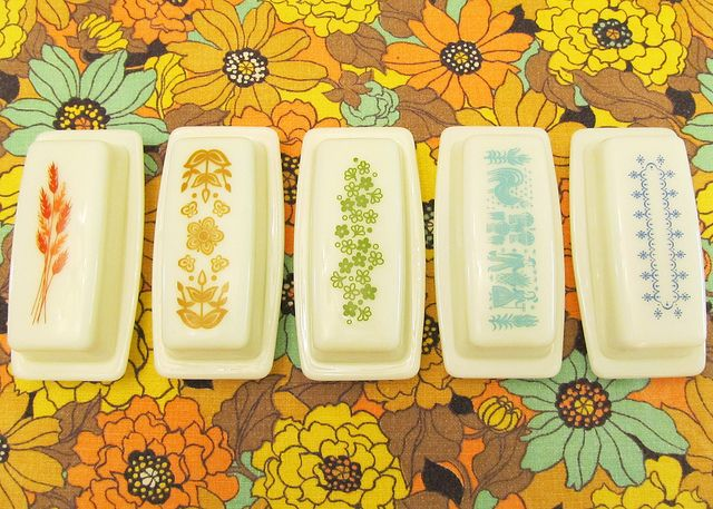 Pyrex Butter Dishes In 2019