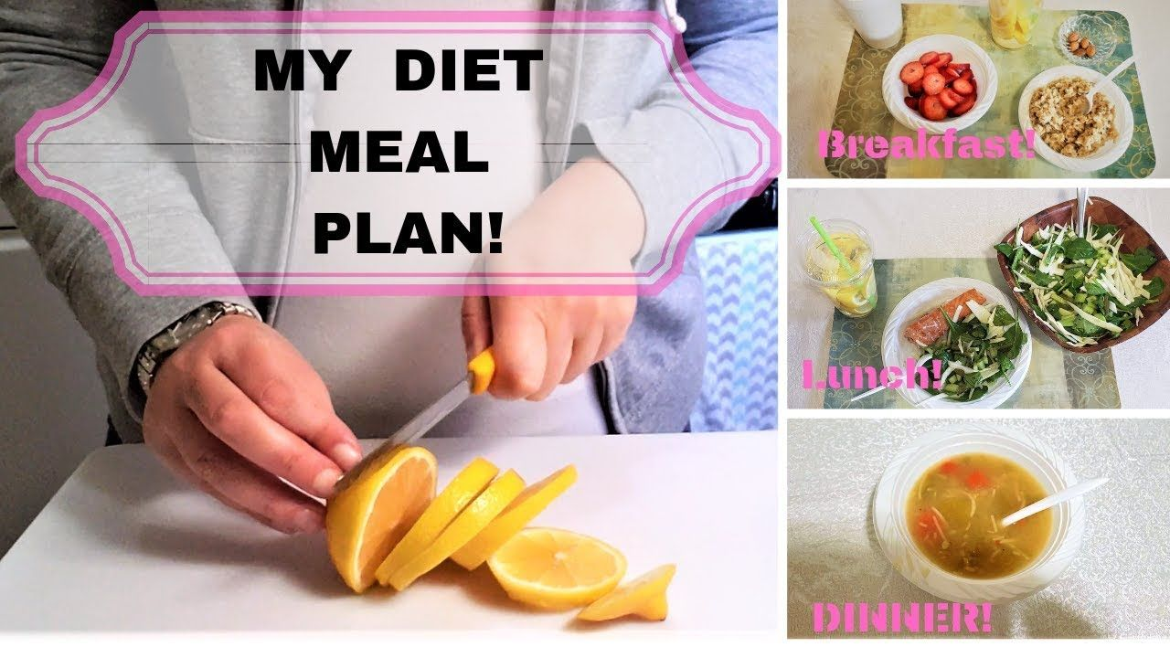 what to eat on first day of diet