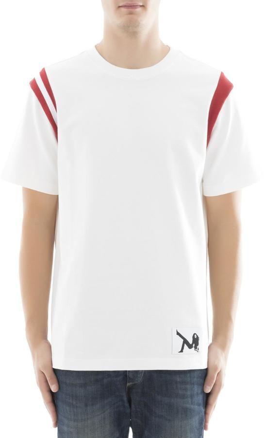 b11912dbd7e1 Calvin Klein White Cotton Sweatshirt | Products | White cotton t ...