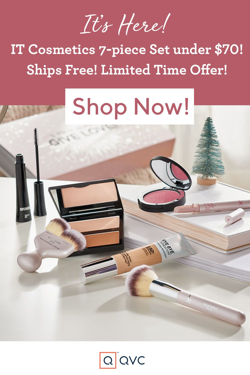 IT Cosmetics IT's Your Season to Give Love! 7pc Grand
